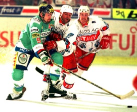Play-Offs 1997 - Foto: CityPress
